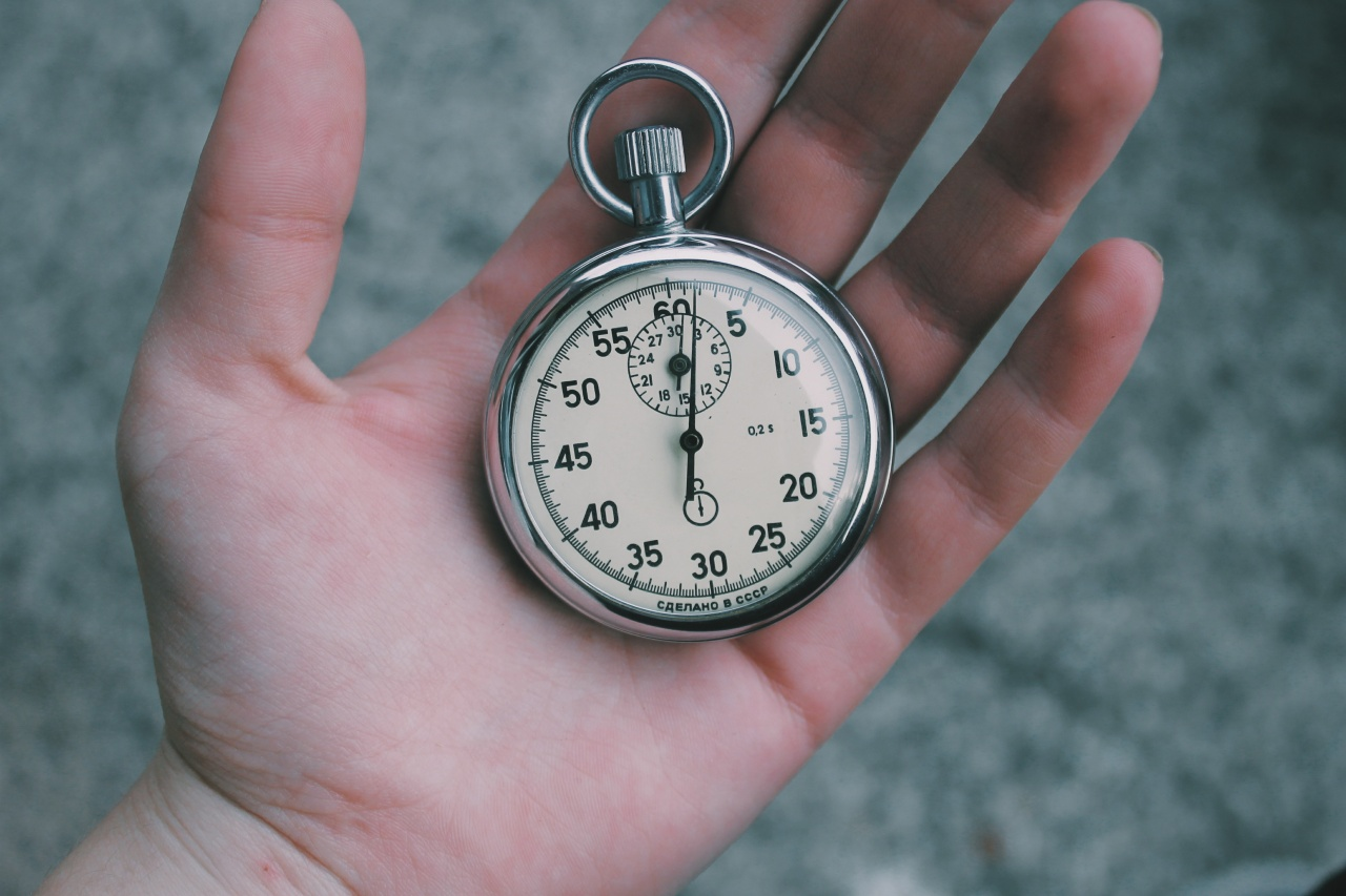 hand and pocket watch